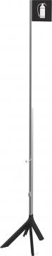 Cervinka 0191 Plastic stand for fire extinguisher