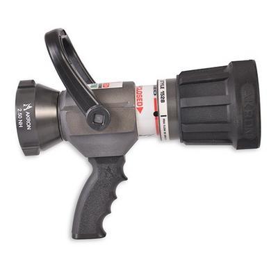 Akron Brass 1528 High-Range SaberJet Fire Nozzle with Pistol Grip (DSO)