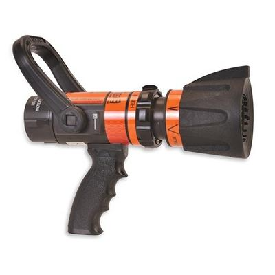 """Akron Brass 16164006 ProVenger Handline Nozzle with 1.5"""" inlet, NH thread, 30-150 GPM @100 PSI"""