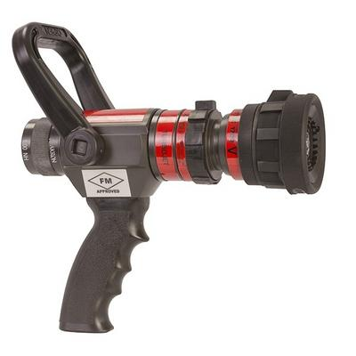Akron Brass 1702 1'' Turbojet Nozzle with or without Pistol Grip