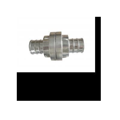 Cervinka 1027D Aluminium coupling with long thread
