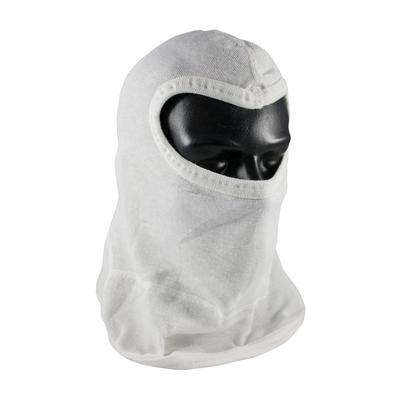 Protective Industrial Products 202-130 Single-Layer Nomex® Balaclava with Bib - Slit Eye
