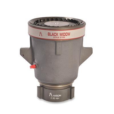 Akron Brass 2155 Black Widow Hydraulic Master Stream Nozzle