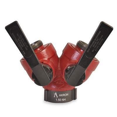 Akron Brass 2580 1  1/2'' Wye
