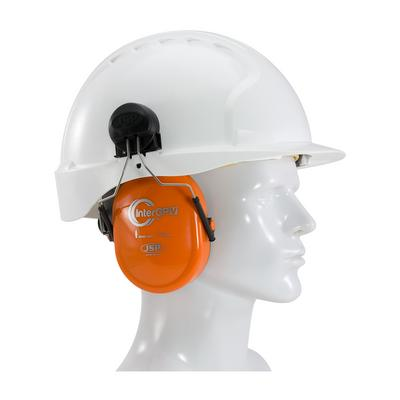 Protective Industrial Products 262-AEK010-HV Hi-Vis Cap Mounted Ear Muff - NRR 20