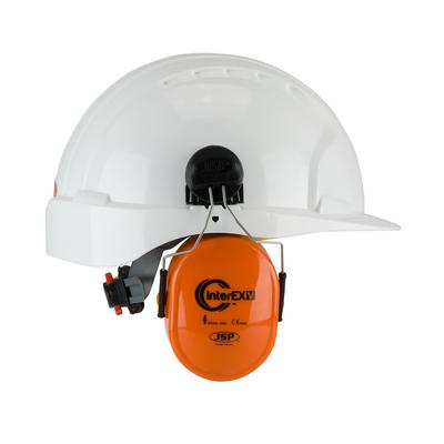 Protective Industrial Products 262-AEK020-HV Hi-Vis Cap Mounted Ear Muff - NRR 24