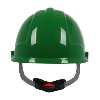 Protective Industrial Products 280-CW4200 Cap Style Hard Hat with HDPE Shell, 4-Point Polyester Suspension and Wheel Ratchet Adjustment
