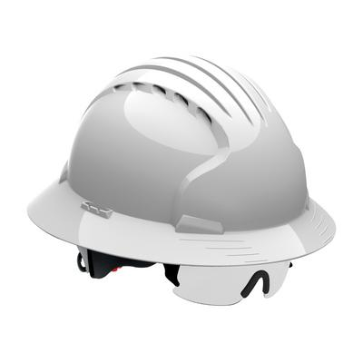 Protective Industrial Products 250-EVS-0000 Safety Eyewear for JSP® Evolution® Deluxe Hard Hats - Clear Lens