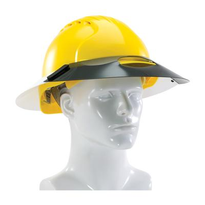 Protective Industrial Products 281-SSE-CAP Sun Shade Extensions for Cap Style Hard Hats