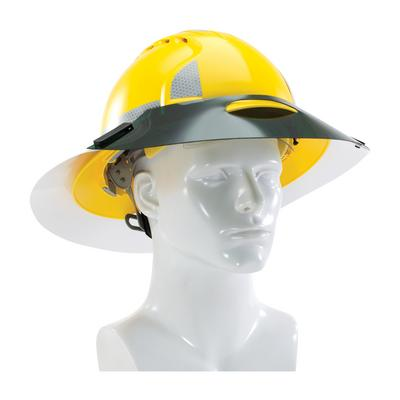 Protective Industrial Products 281-SSE-FB Sun Shade Extensions for Full Brim Hard Hats