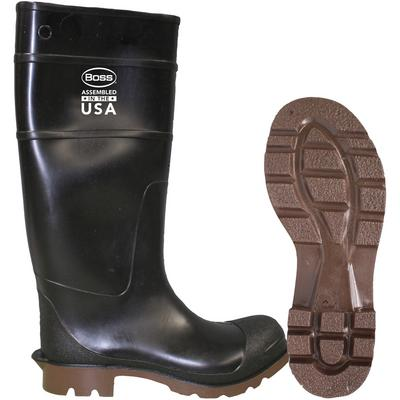 Protective Industrial Products 2KP3453 PVC Over-the-Sock Knee Boot