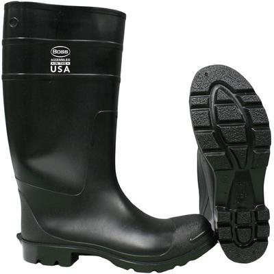 Protective Industrial Products 2KP3962 PVC Knee Boot - Plain Toe