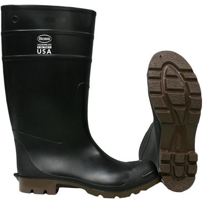 Protective Industrial Products 2KS3454 PVC Knee Boot - Steel Shank & Toe