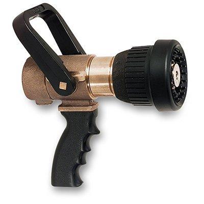 Akron Brass 3023 1  1/2'' Shipboard Vari-Nozzle with Pistol Grip