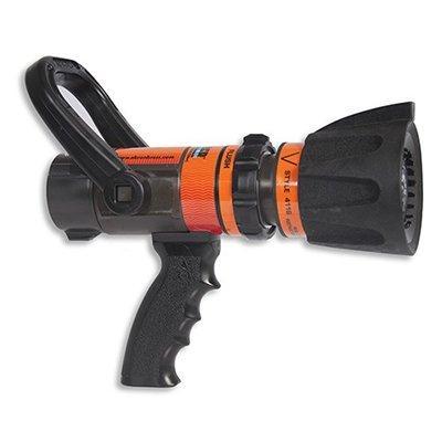 Akron Brass 4116 1 1/2'' ProVenger FG Fire Hose Nozzle with pistol grip