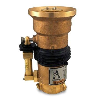 Akron Brass 4472 AkroFoam Master Stream Foam Nozzle with Hydraulic Pattern Actuation