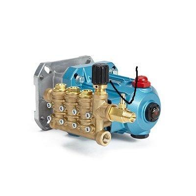 Cat pumps 4SPX32G1I 4SPX Direct Drive Plunger Pump