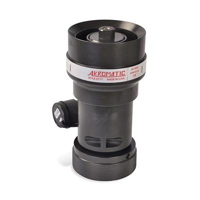 Akron Brass 5177 Akromatic 1250 Electric Master Stream Nozzle