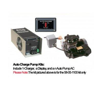 Kussmaul Electronics Co. Inc. 52-05-1100 Auto Charge Pump Kit 52-05-1100