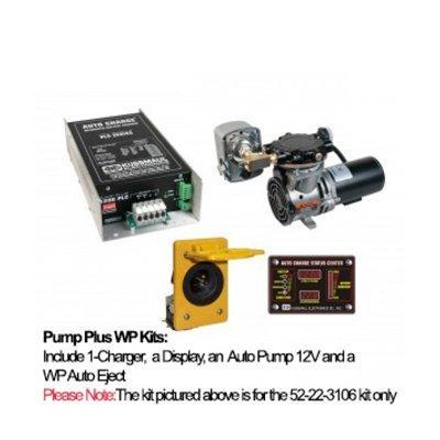 Kussmaul Electronics Co. Inc. 52-22-3106 Pump Plus WP Kit 52-22-3106