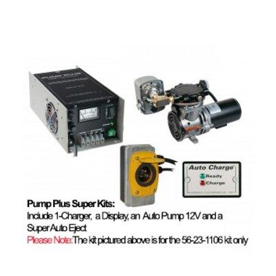 Kussmaul Electronics Co. Inc. 52-23-1106 Pump Plus Super Kit 52-23-1106