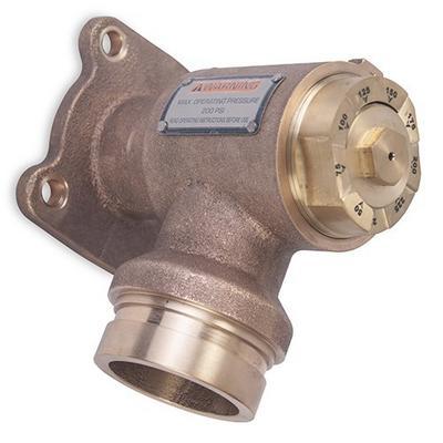 Akron Brass 53 Intake Pressure Relief Valve