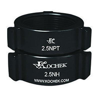 "Kochek 53R53 5"" NH Swivel Rocker Lug Female x 3"" NH Rigid Rocker Lug Female"