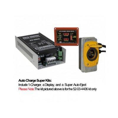Kussmaul Electronics Co. Inc. 57-43-3106 Auto Charge Super Kit 57-43-3106