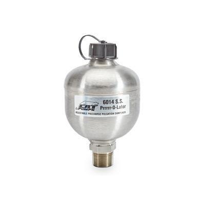 Cat pumps 6014 Pulsation Dampener-Rechg-NBR