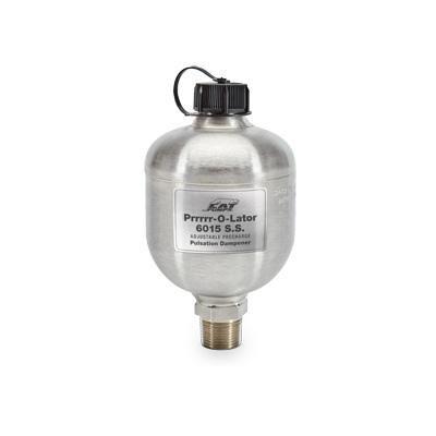 Cat pumps 6015 Pulsation Dampener-Rechg-NBR