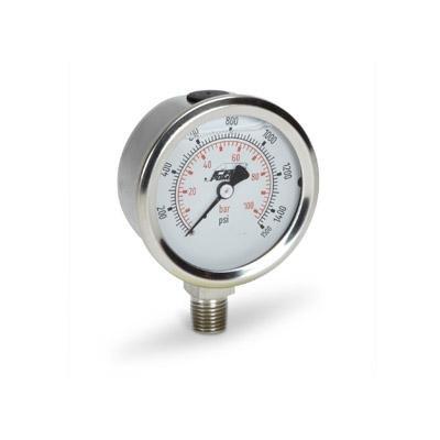 Cat pumps 6085 SS Pressure Gauge
