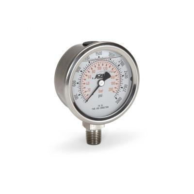 Cat pumps 6097 SS Pressure Gauge