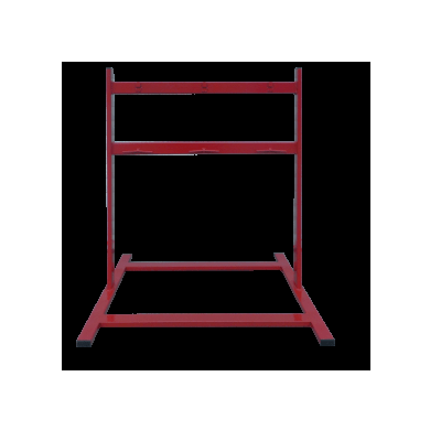 Cervinka 0226 METAL STAND FOR 6 FIRE EXTINGUISHERS