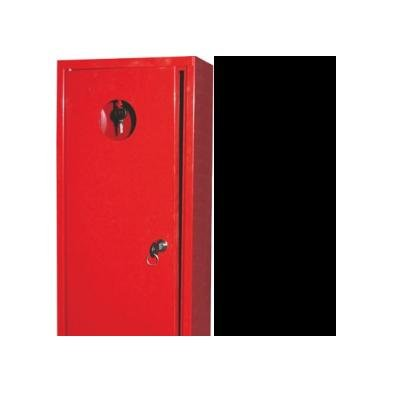 Cervinka 0014PU METAL BOX FOR FIRE EXTINGUISHER 9 / 12 KG with universal key