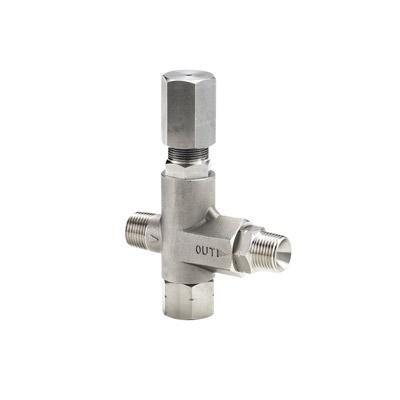 Cat pumps 7501 SS Pressure Sensitive Regulating Unloader