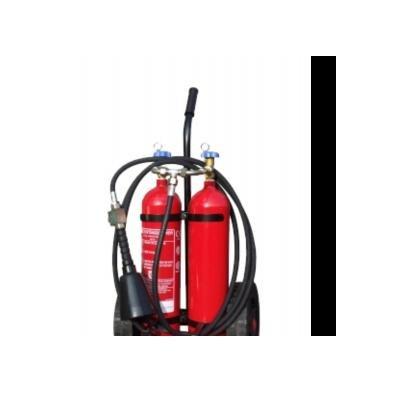 Cervinka 0125 CO2 FIRE EXTINGUISHER 10 KG