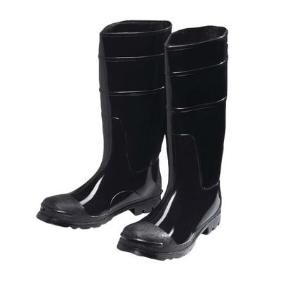 Protective Industrial Products 8350 Black PVC Steel Toe Boot