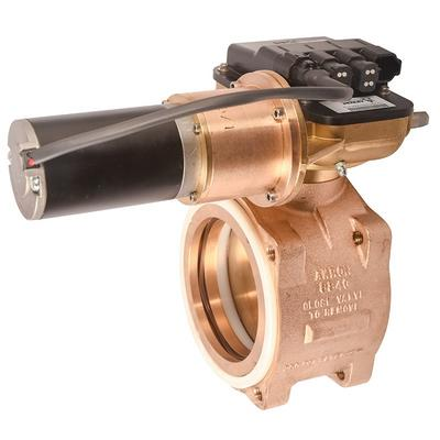 """Akron Brass 8840 4"""" Swing-Out Valve (Body Only)"""