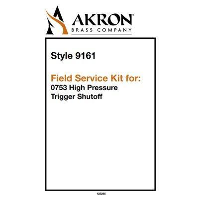 Akron Brass 9161 Field Service Kit for Style 753