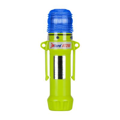 """Protective Industrial Products 939-AT290-B 8"""" Safety & Emergency Beacon - Flashing / Steady-On Blue"""