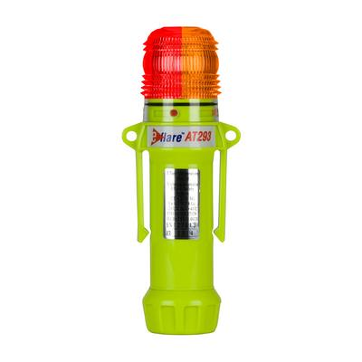 """Protective Industrial Products 939-AT293-R/A 8"""" Safety & Emergency Beacon - Alternating Red/Amber"""