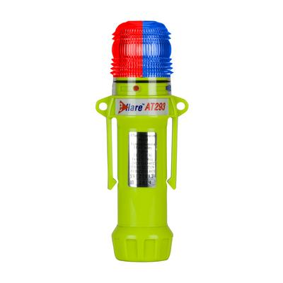 """Protective Industrial Products 939-AT293-R/B 8"""" Safety & Emergency Beacon - Alternating Red/Blue"""