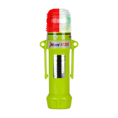 """Protective Industrial Products 939-AT293-R/W 8"""" Safety & Emergency Beacon - Alternating Red/White"""