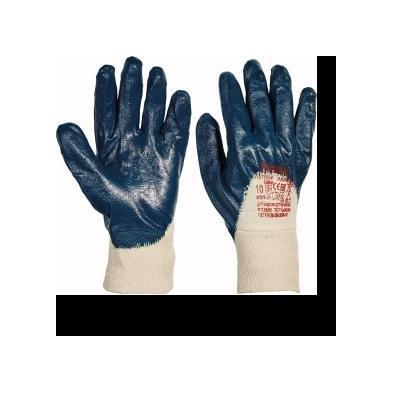 Cervinka 1070004 Protective blue dipped gloves