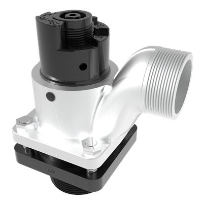 """Task force tips A1821 RELIEF VALVE W/2.5""""NPTM ADAPTER"""