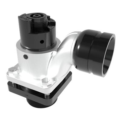 """Task force tips A1856 RELIEF VALVE W/2.5""""NPTM ADAPTER"""