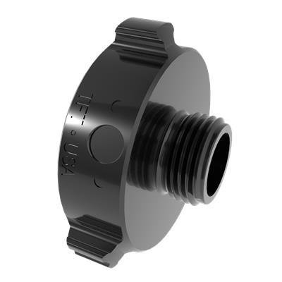 """Task force tips AA5IF-GHT ADAPTER 1.5""""NPSHF X .75""""GHTM"""