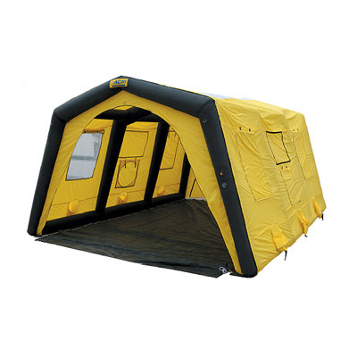 ACSI QuickFlate 1517 inflatable emergency single person shelter