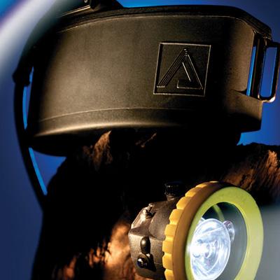 Adaro Tecnologia alfa LDT safety cap lamp