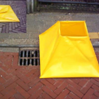 Airshelter-ACD Shelter Techniek BV Sewer Seal Bag